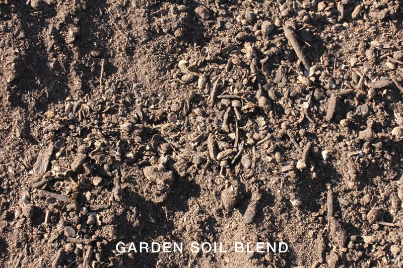Garden soil blend for Garden soil or potting soil