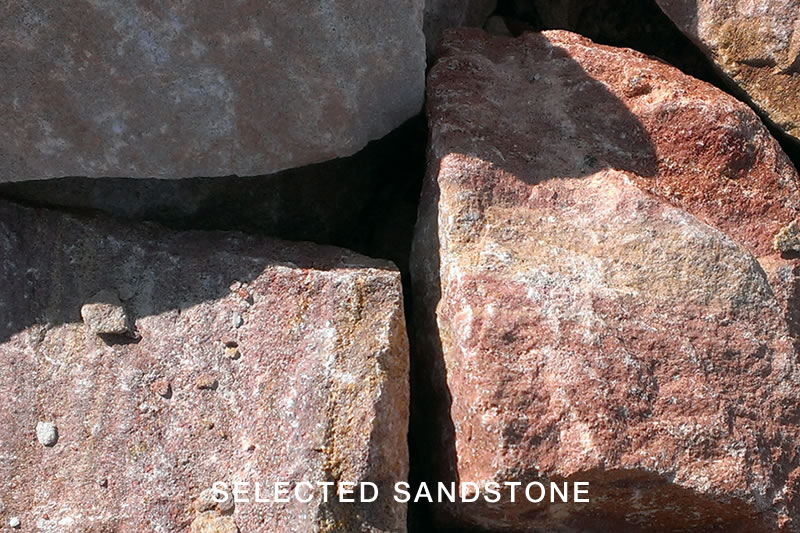 Selected Sandstone